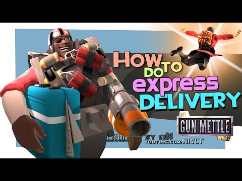 TF2: How to do express dery ExploitGunMettle update