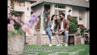 Pre wedding Shoot || Abhishek & Amrutha || Paniyon sa || Sashank Photography 2018