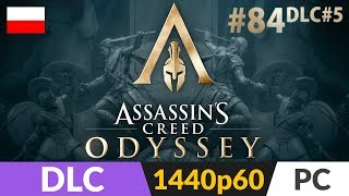 Assassin's Creed Odyssey: DLC Atlantyda cz.3  DLC #5 (odc.84 Koniec)  Zakończenie gry