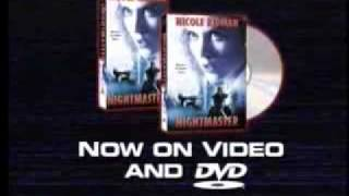 NICOLE KIDMAN - Nightmaster (Watch The Shaddows Dance) - 1987 (trailer)