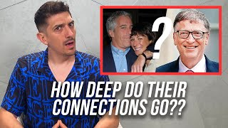 Ghislaine & Epstein... How DEEP Their Pedo Connections Go | Andrew Schulz