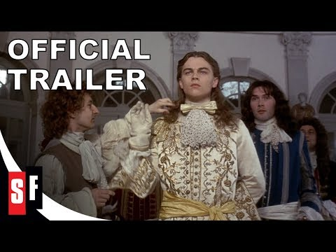 Random Movie Pick - The Man In The Iron Mask (1998) - Official Trailer (HD) YouTube Trailer