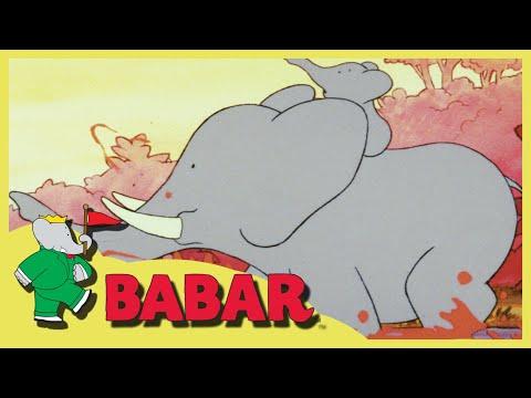 Babar | Babar's First Step: Ep. 1