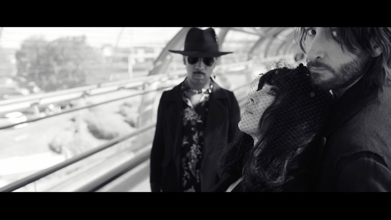 The Penelopes & Isabelle Adjani - Meet Me by the Gates (Official Video)