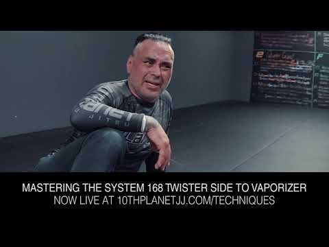MTS 168 Twister Side to Vaporizer
