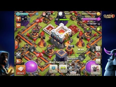 Clash Of Clans - NEW!!! TOWN HALL 11 & HERO OFFICIAL!! CLASHCON 2015