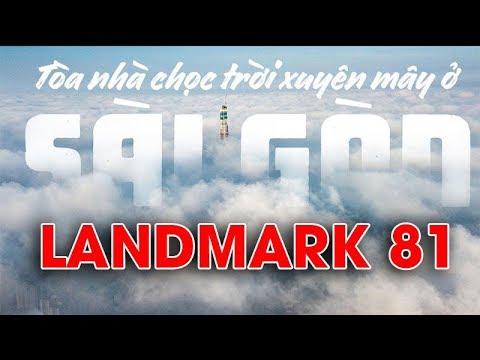 Địa chỉ ✔Tòa nhà VINCOM LANDMARK 81 ở đâu  [Flycam]