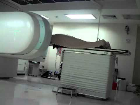 Typical Radiation Therapy IMRT (Siemens) session