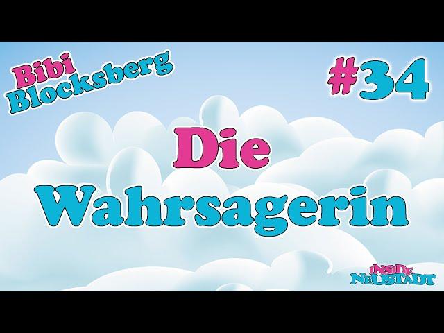 Inside Neustadt - Der Bibi Blocksberg Podcast #34 Die Wahrsagerin