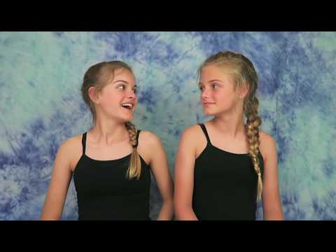 Big Baby Yoga Challenge ~ Jacy and Kacy