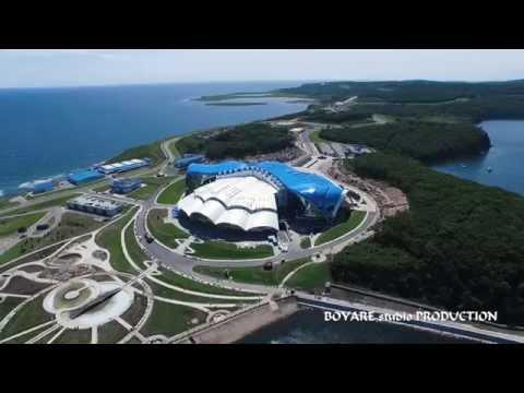 Oceanarium Vladivostok world 2015 (Океанариум Владивосток)