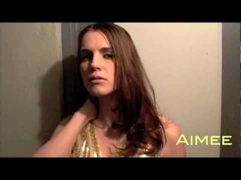 Montreal Model: Aimee Davison