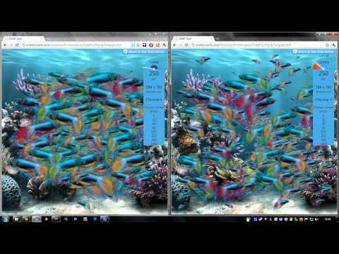 Chrome 6 vs. Chromium 7 with GPU rendering