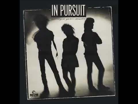 In Pursuit - Getting Older