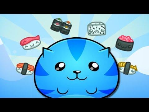 Sushi Cat      Games