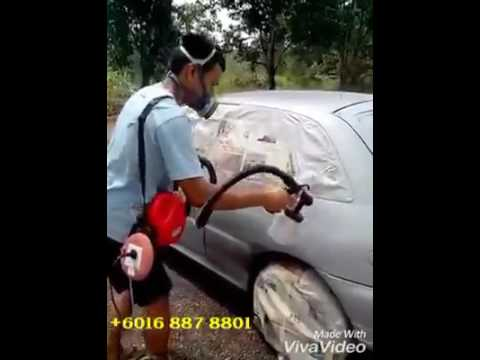 Paint gun spray - cat kereta