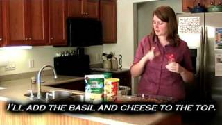 Running Late - Kraft Cooking Video Contest Entry