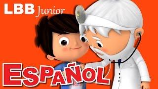 Al médico vamos   Canciones infantiles   LBB Junior