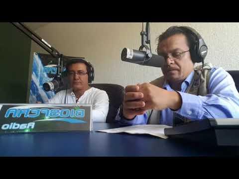 14 BIOSFERA Radio Preparativos Congreso Nacional de Ictiologia
