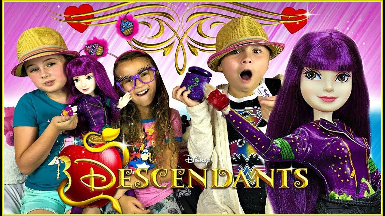 giocattoli disney descendants