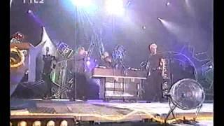 """1997 The Dome - Die Fantastischen Vier """"Raus"""" live"""