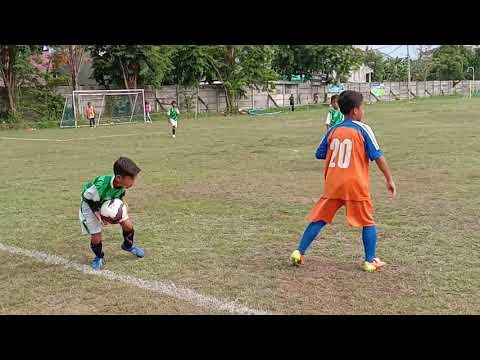 Turnamen Piala Ssb SFF KU-2009, SURYANAGA Galing VS SFF A (Tuan Rumah) 4-2 Babak Perdelapan Besar