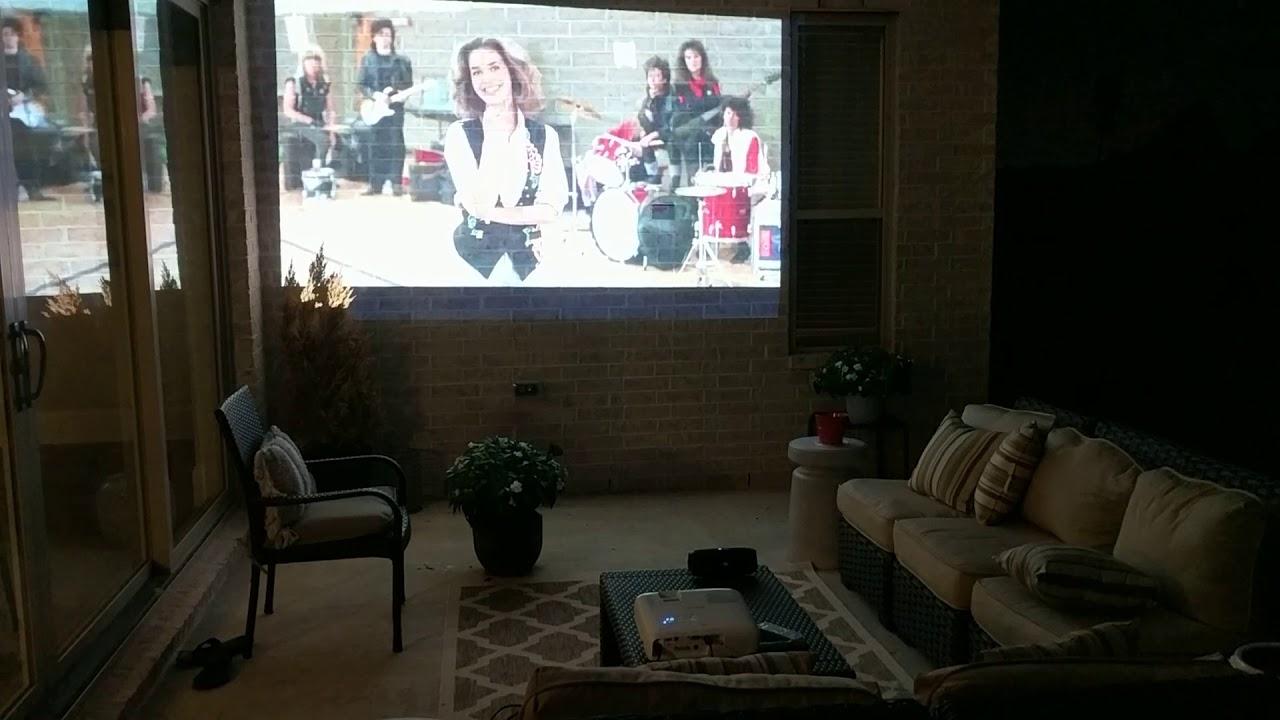 Epson 1060 Outdoor Help Needed + Outdoor screen? - AVS Forum | Home