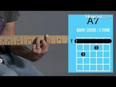 A7 Guitar Chord   ChordsScales