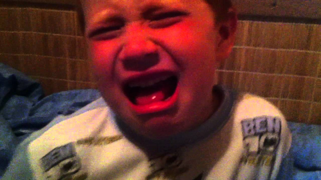 little kid fake crying for my iphone to play angry birds on it youtube