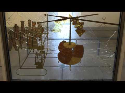 Marcel Duchamp, The Large Glass
