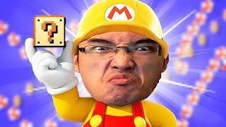 Super Mario Maker FR | OÙ SONT MES COSTUMES GRATUITS?!