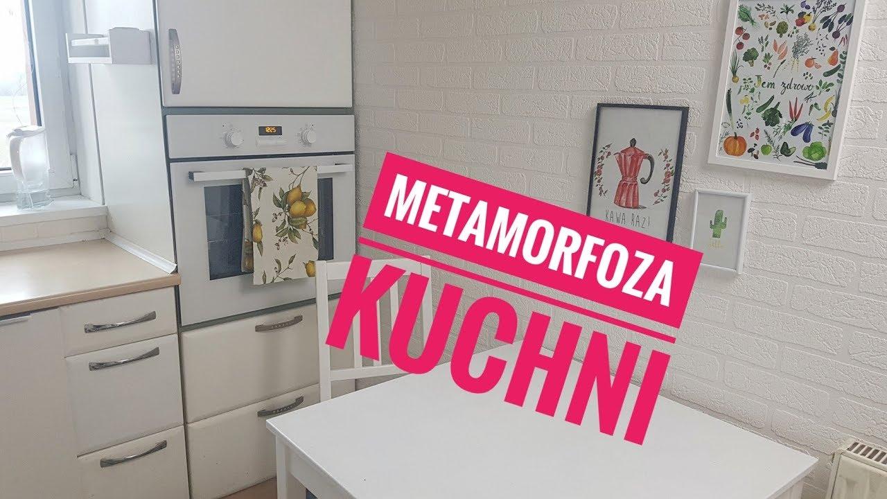 Metamorfoza Kuchni Mala Zmiana I Duzy Efekt Youtube
