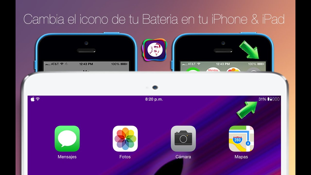 Cambiar Bateria Iphone S