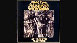 Order From Chaos - As The Body Falls Away