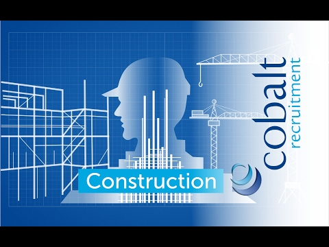 Construction, Property & Infrastructure careers with Cobalt Recruitment