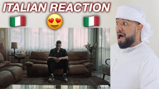ARAB FIRST TIME REACTION TO ITALIAN MUSIC BY Mahmood - Soldi **AMAZING**