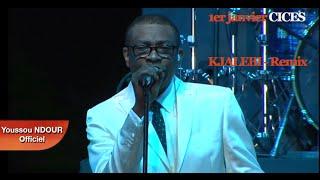 Youssou Ndour 1er janvier  khalébi Remix, Tiep bu sew- beuguenaléne- khalé bi