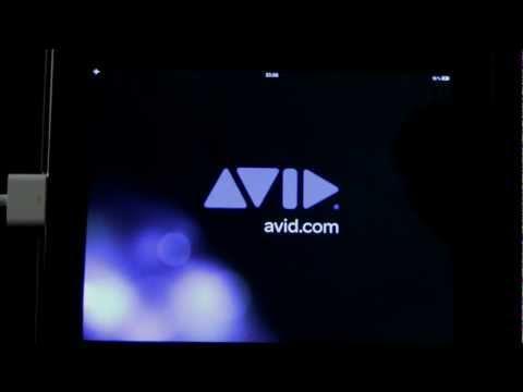 01 Einführung in Avid Studio für das iPad
