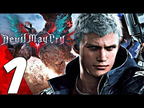 DEVIL MAY CRY 5 - Gameplay Walkthrough Part 1 - Prologue (Full Game) Dante Must Die S RANK
