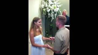 Belmont wedding 2011