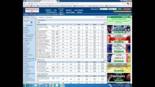 видео Стратегии ставок на спорт - подбор стратегии с минимальным риском