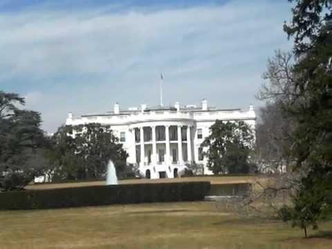 The White House. Washington DC