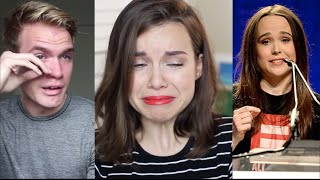 11 Celebrity 'Coming Out' Moments That Inspired Us! | Hollywire