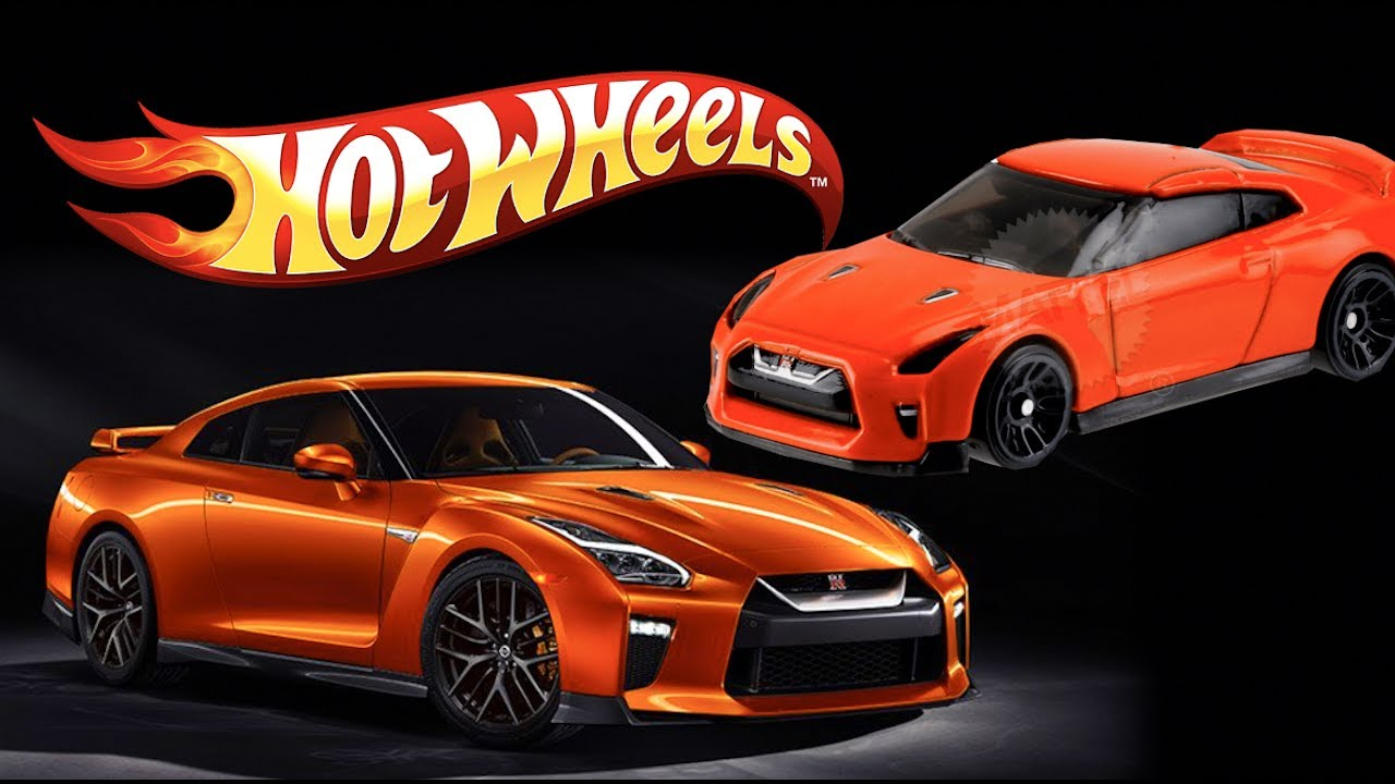 TOP 10 Real Life Hot Wheels Cars! - YouTube