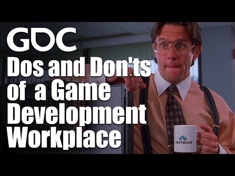 Office Space: The Dos And Don'ts Of Game Development Workplace Design