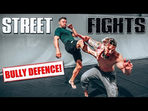 Most EFFECTIVE & PAINFUL Self Defence | STREET FIGHT SURVIVAL | Defend Against Common Attacks (Ep.3) thumbnail