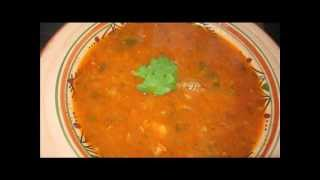 Chorba Frik - Soupe Algerienne - Traditional Soup Of Algeria