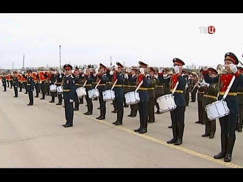 Central Military Band of Russia Documentary Фильм о Военном Оркестре России