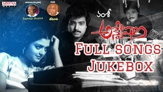 Anveshana ( అన్వేషణ ) Telugu Movie Full Songs || Jukebox || Karthik,Bhanupriya