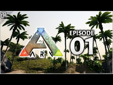 Welcome To ARK: Survival Evolved!   Let's Play ARK: Survival Evolved [The Island - Episode 1]